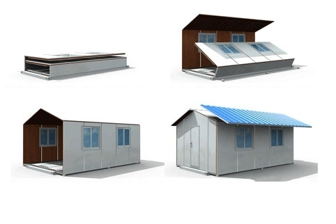 Constructions alternatives guyane for Maison transportable